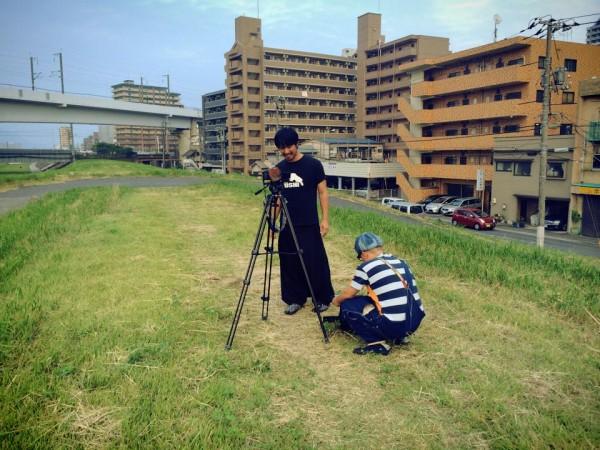 久保田涼子PV撮影