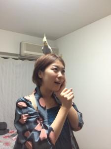 久保田涼子ツアー準備