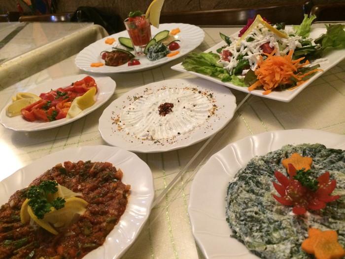 AKDENIZ トルコ料理