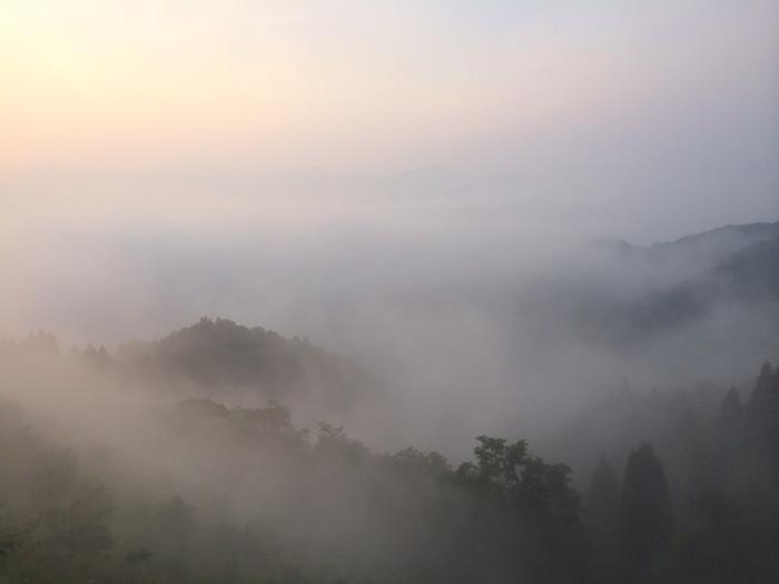 高千穂 雲海