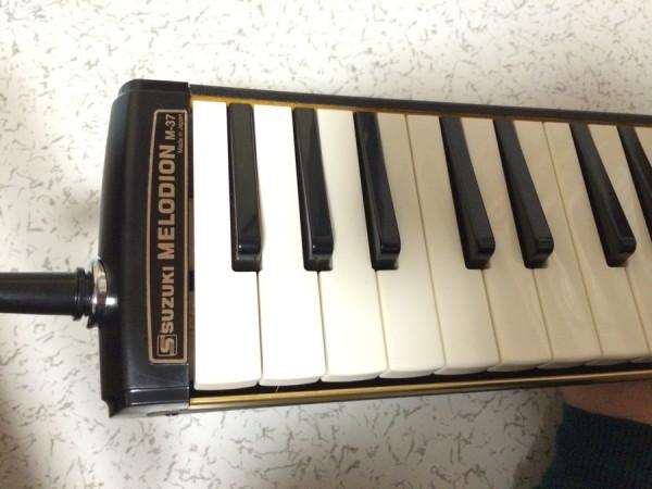 鍵盤ハーモニカ購入