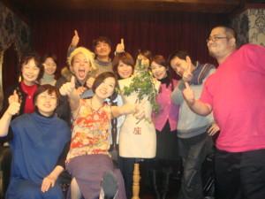 新年ONE ONE コンサート・・・・・・・We are the one!