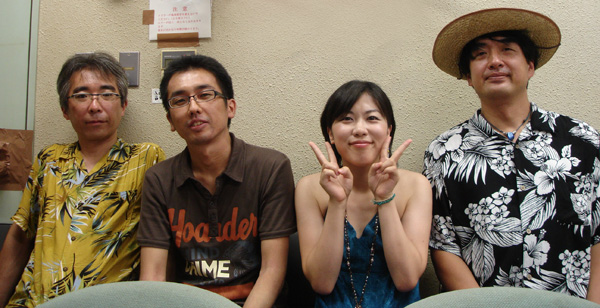 うえの夏まつり 夏まつり ファイナル 2010 Summer「POPS JAMBOREE 上野の森」