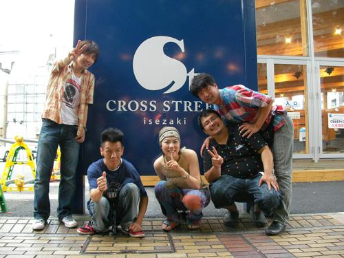 伊勢佐木町 CROSS STREET